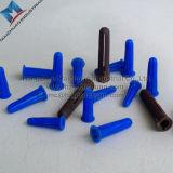 Пластмасса скрепляет шпонками анкер для крепежных деталей