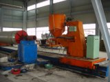 FRP GRP Fiberglas leitet Wicklungs-Maschine in China