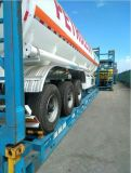 Wellen-Kraftstofftank-halb Schlussteil des 42000L Kohlenstoffstahl-Becken-Schlussteil-BPW