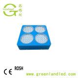 Comercio al por mayor de aleación de aluminio de alta potencia LED 600W luz crecer para la casa verde