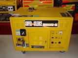 極度の無声ガソリン発電機