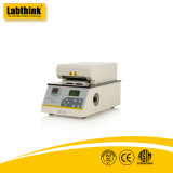 Laboratorio materiales barrera flexible de las propiedades de sellado térmico del equipo de prueba