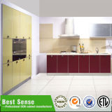 Hot Selling Lacquering Kitchen Cabinet