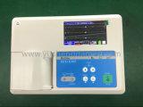 Elettrocardiografo approvato della strumentazione di iso Digital ECG del Ce
