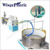 Spirale en PVC flexible d'aspiration renforcé de ligne d'Extrusion / Ligne de Production