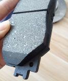 A pastilha de freio Semi-Metallic China Fabricante pastilha de travão de disco para a Ford Dg1Z-2200-C