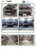 Equipamiento de taller de levantamiento inteligente automatizada de multinivel y Puzzle Diapositiva sistema de aparcamiento