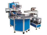 Máquina de impressão de transferência da etiqueta para sapatas e roupa
