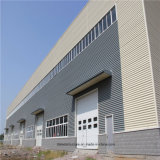 Corta la construcción de buena apariencia y estructura de acero de la luz de almacén