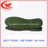 Bottes en cuir extérieur pour hommes durables Semelle extérieure en mousse de caoutchouc