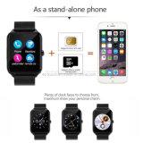 Neuestes Bluetooth intelligentes Uhr-Telefon mit Mehrfachverbindungsstelle arbeitet Gt09