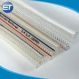 베스트셀러 휴대용 다기능 PVC 섬유 땋는 물 호스 공장 판매