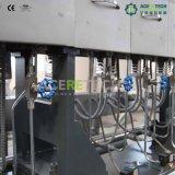 Animal doméstico gemelo automático lleno del tornillo que recicla la línea de la granulación