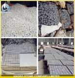 Pedra de pavimentação de granito barata com malha