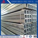 Galvanizado pre cuerpos huecos cuadrados el tubo de acero para construcción de invernaderos