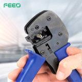 Alicates que prensan de Termianl del conector solar del picovoltio para el cable de la corrección