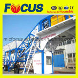 Planta de procesamiento por lotes por lotes concreta del bajo costo, planta de mezcla concreta móvil Yhzs50/60