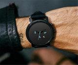 Мода хронограф Wristwatch кварцевые часы для мужчин № V955