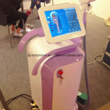 Máquina real da remoção do cabelo do laser do diodo 808nm da boa qualidade