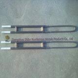 Calefator, Mosi2 tipo Disilicide Rod do aquecimento Element/U do molibdênio