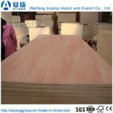 18mm Okoume BB/CC Grade du contreplaqué à partir de la province de Shandong