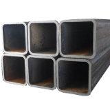 Tubo de acero cuadrado Pre-Galvanized Gi Tubo de acero cuadrado de hierro