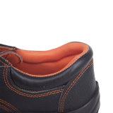 Type de base Steel Toe Chaussures de sécurité de l'exploitation minière de patinage