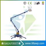 Antena rebocável móvel de alta qualidade de Elevação da Lança do trípode