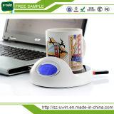 Porta do cubo 4 do USB 2.0 do escritório da almofada de calefator do aquecedor do café/chá/copo