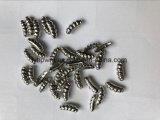 Corpo della crisalide del tungsteno del branello di Javi del tungsteno di W97% in oro/argento/colore di rame
