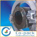 Luftbetriebener Rohr-Systems-Schnitt und Schrägflächen-Maschine