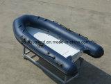Bateau de pêche de côte d'Aqualand 10feet 3m/canot automobile gonflable rigide (RIB300)