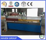 Máquina de corte da guilhotina hidráulica da elevada precisão