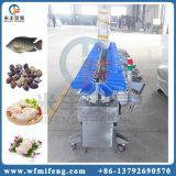 Vaglio del peso economico per i pesci ed i frutti di mare