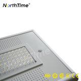 80W LEDのモジュールの太陽電池パネルの道の街灯
