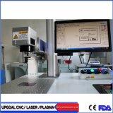 Placa de alumínio do cilindro de alumínio máquina de marcação a laser de fibra