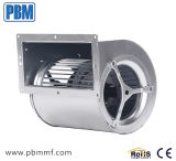 Entrée Admission-C.C duelle de ventilateur centrifuge de l'EC 146