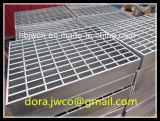 Tianjin Reja fabricante profesional galvanizado para trabajo pesado rejilla de acero