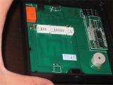o controle de acesso fora de linha autônomo da única porta da identificação do Em 125kHz suporta o leitor externo