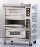 Handelsc$drei-schicht Neun-Tellersegment Gas-Ofen