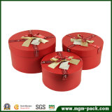 최신 판매 선전용 둥근 서류상 선물 상자