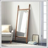 La plata/el aluminio/el cobre libre/biselaron/cuarto de baño/mosaico/antigüedad/decorativo/seguridad/espejo solar