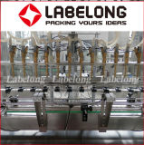 Het Vullen van de Alcohol van de lage Prijs de Medische het Afdekken van de Machine Machine Van uitstekende kwaliteit