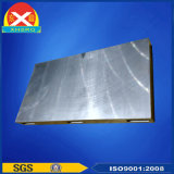 Dissipatore di calore di alluminio di profilo dell'espulsione di raffreddamento ad acqua di alta qualità