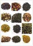 Упаковочные машины для приготовления чая ЭБУ подушек безопасности/Fannings/цветочный чай/травяной гранулы (DXDCH-10A)