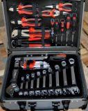 127 PC Aluminum Tool Set, Combination Tool Set mit Aluminium Fall