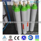 2017 cilindro de aço de alta pressão sem emenda quente do CO2 da venda 6.7L 8L 10L