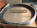Gewundenes Wound Gasket mit Outer Rings
