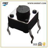 Interruptor confiable del tacto de China (TS-1102)