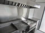 관례 캐더링 손수레 부엌 거리 음식 트럭 이동할 수 있는 음식 트레일러